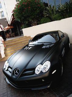 Mercedes SLR.  #sports #car