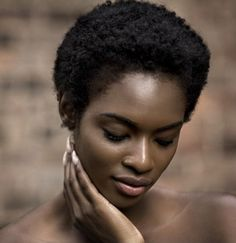 The Stunning 'Melanina Project' is an Unapologetic Celebration of Black Skin - BGLH Marketplace Natural Hair Styles, Short Hair Styles, Short Natural Black Hair, Natural Beauty, Looks Kylie Jenner, Pelo Afro, Pelo Natural, Natural Hair Inspiration, Afro Hairstyles