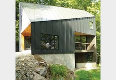 Pull House in Vermont by Procter Rihl | Building Studies | Building Design