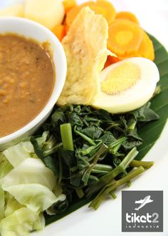 gado-gado #vegetarian #food #vegan #Indonesia
