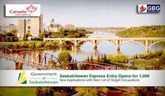 Guru Business Group: Saskatchewan Express Entry Opens for 1,000 New App...