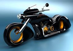motorcycle by Solifague Design