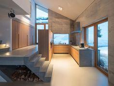 Chalet Anzere por SeARCH - Noticias de Arquitectura - Buscador de Arquitectura