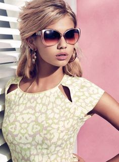 GUESS spring/summer 2013 eyewear