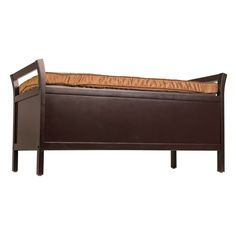 Add style and versatility to your home with the Baldwin Storage Bench. This bench can be used as extra seating while doubling as a decorative storage space.