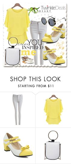 """""""Twinkledeals 18"""" by selmina ❤ liked on Polyvore featuring Summer, MustHave, trending, summerfashion and twinkledeals"""