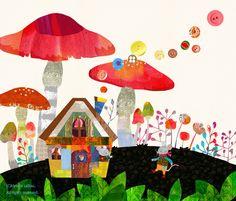 illustration1 - さいとうきよみ kiyomi saitou