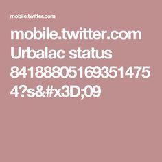 mobile.twitter.com Urbalac status 841888051693514754?s=09