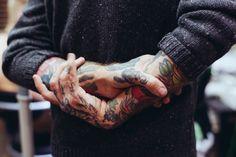 Pretty cool tattoos :)