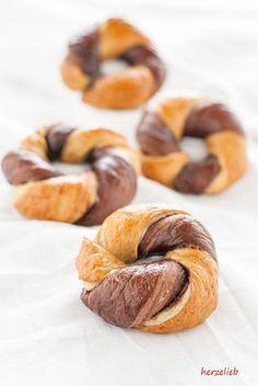 Bagels Nutella Rezept