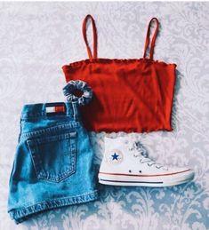Summer fashion ideas # casual summer outfits, – – Summer fashion ideas # casual … – Fashion Ideas Waiting You Casual Summer Outfits, Edgy Outfits, Winter Outfits, Cool Outfits, Fashion Outfits, Fashion Women, Fashion Ideas, Fashion Online, Teenager Mode