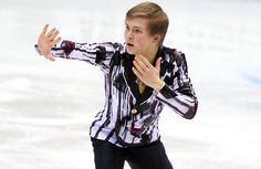 Mikhail Kolyada performs his long program at 2017 Russian Nationals.