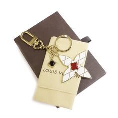 Louis Vuitton Flowers Other White Metallic M67383