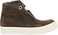 SUSAN Rick Owens Island Dunk Sneakers - Sneakers - Barneys.com