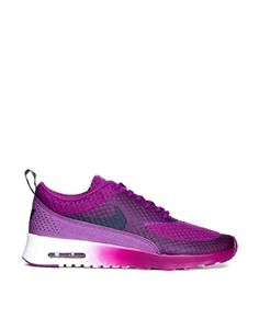 Image 1 of Nike Air Max Thea PRM Purple Trainers
