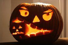 It's a Pumpkin Eat Pumpkin world.