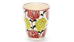 T2 Tea   War Of the Roses- Flower Tumbler - Teaware