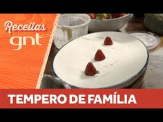 Receita de pavê de morango | Rodrigo Hilbert - YouTube