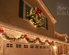 1000 Images About Holiday Garage Door Ideas On Pinterest