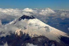 Nevado del Ruiz Colombia travel