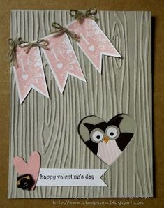 A Little Owl hands down the cutest use of the owl punch ever. love it!!!