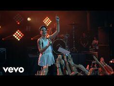 Halsey - New Americana (Vevo LIFT Live) - YouTube