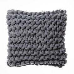 Chunky Knit Silver