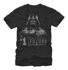 Star Wars - Numero Uno Dad Father's Day T-Shirt (X-Large). Shopswell | Shopping smarter together.™