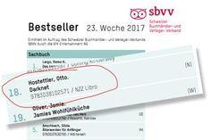 Darknet: SBVV Bestseller KW23 2017