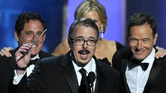 """'Breaking Bad' creator Vince Gilligan has concluded a deal with CBS to produce a new series, """"Battle Creek,"""" with a guarantee that it will go into the network's prime-time schedule next fall. (via @The New York Times; photo via AP)"""