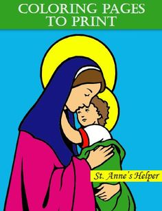 There are hundreds of coloring pages to print here! Catholic, Christmas, Easter, holidays, patriotic, flowers, animals.