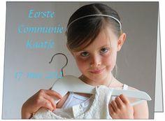 idee voor uitnodiging communie?
