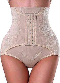 8c1b46558555b Gotoly Invisable Strapless Body Shaper High Waist Tummy Control Butt Lifter Panty  Slim(L