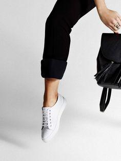 d6568d57af Les 12 meilleures images de Lacoste women | White sneakers, Tennis ...