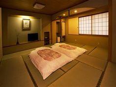 Hirashin Ryokan Hotel - this looks like a very reasonable and convenient ryokan