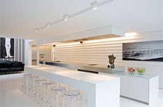 Minimalist, sleek kitchen | Boffi