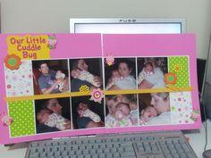 Baby Album Our Little Cuddle Bug