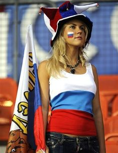 28 russia 2 - hottest fans 2014 fifa world cup