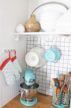 14 Ways Command Strips Can Make Your Kitchen More Organized