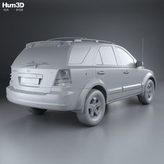 Buy Kia Sorento EX 2002 by on The model was created on real car base. It's created accurately, in real units of measurement, qualitatively and m. Kia Sorento, Cinema 4d, The Unit, Christmas Drinks, Car, Model, Automobile, Scale Model