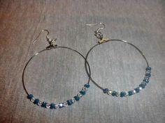 Beaded Jewelry, Hoop Earrings, Facebook, Pearl Jewelry, Bead Jewelry, Earrings