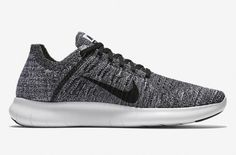 The Oreo Colorway Of The Nike Free RN Flyknit Is Available Now