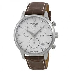 Tissot T Classic Tradition Chronograph Men's Watch T0636171603700
