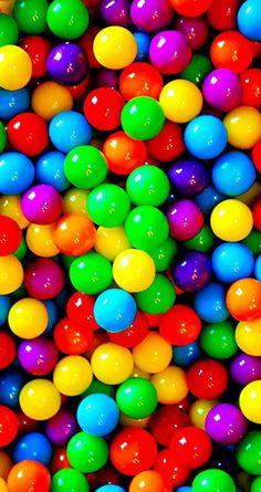 colors.quenalbertini: Rainbow gumballs