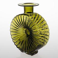 Glass Design, Design Art, Glass Bottles, Perfume Bottles, Bottle Art, Something Beautiful, Helsinki, Van Gogh, Modern Contemporary