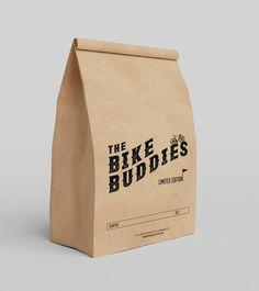 Wundertüte für Fahrradfahrer, Shirt und Fahrradflasche / surprise bag for bicycle nerds by Beautees via DaWanda.com