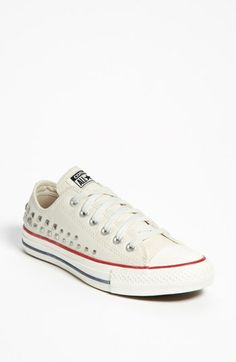 Converse Chuck Taylor® All Star® 'Collar Studs' Sneaker (Women) (Online Only) available at #Nordstrom
