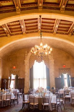 reception at the Biltmore Hotel in Miami | Captured Photography #wedding