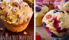 Recept na univerzální mix pro bezchybné muffiny