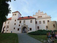 Zámek Blansko Prague, Palaces, Czech Republic, Hungary, Villas, Scotland, Cathedral, Medieval, England